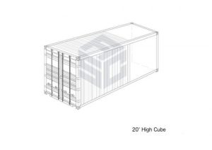 20' High Cube