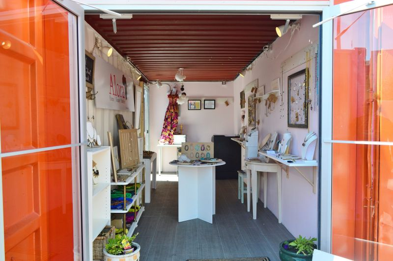 Setting Up the Ideal Shipping Container Home Office