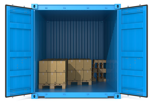 All States Containers shipping container