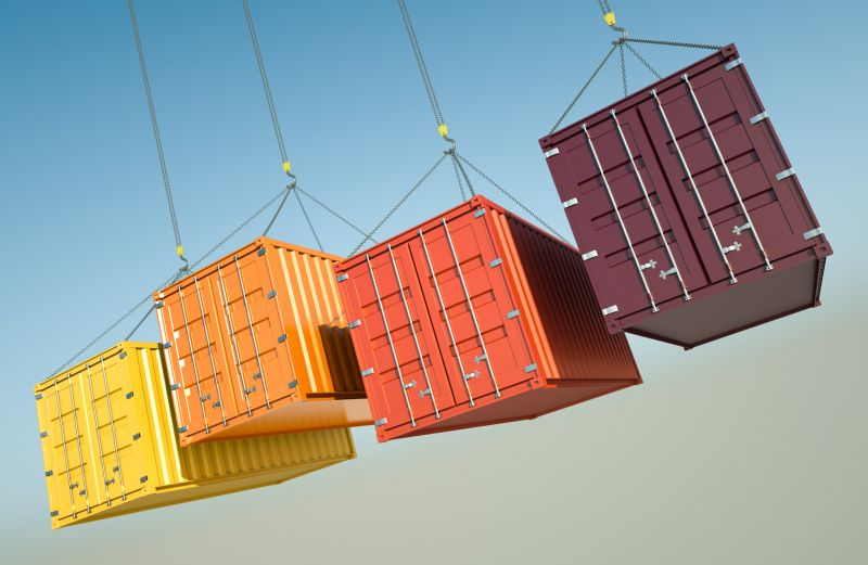 Is There A Difference Between Ocean & Domestic Shipping Containers?