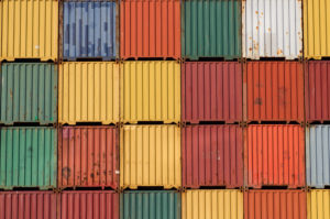 All States containers shipping containers