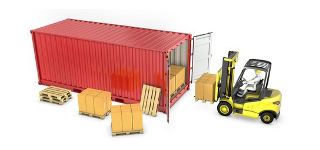 Steel Container for storage