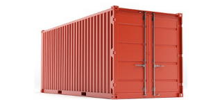 Storage container delivery around Charlotte NC